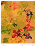 Hibiscus by aartika-fractal-art