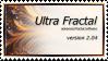 Ultra Fractal 2.04 ~ Stamp by aartika-fractal-art