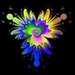 Cathryn's Wheel by aartika-fractal-art