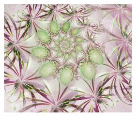 Lacewings - 9 by aartika-fractal-art