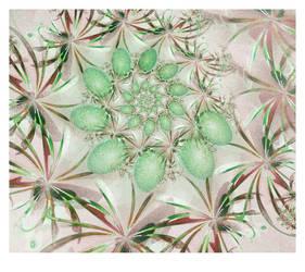 Lacewings - 8 by aartika-fractal-art