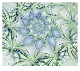 Lacewings 5 by aartika-fractal-art
