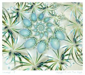 Lacewings - Version B by aartika-fractal-art