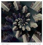Spiral or Square by aartika-fractal-art
