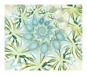 Lacewings by aartika-fractal-art