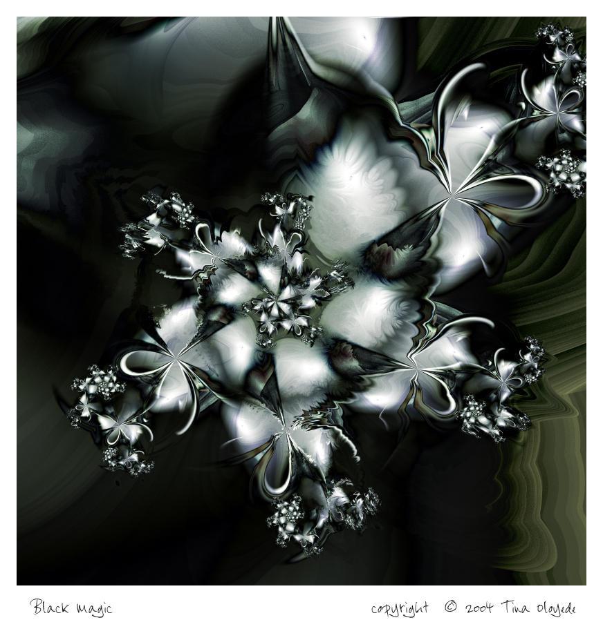 Black Magic by aartika-fractal-art