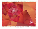 Spirals in the Sand by aartika-fractal-art