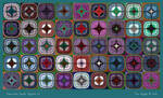 Some More Small Squares 09 by aartika-fractal-art