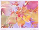 Summer Spiral by aartika-fractal-art