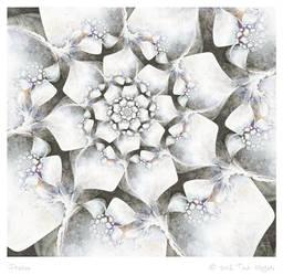 Frozen by aartika-fractal-art