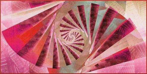Machine Embroidery by aartika-fractal-art