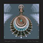 Sterlingware Fractal 37 by aartika-fractal-art
