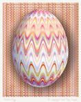 Easter Egg by aartika-fractal-art