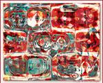 Cellular Blocks by aartika-fractal-art