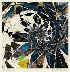 Blue Monday 01 by aartika-fractal-art