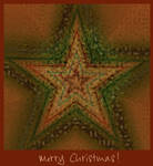 Christmas Star by aartika-fractal-art