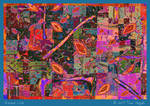 Riotous Life by aartika-fractal-art