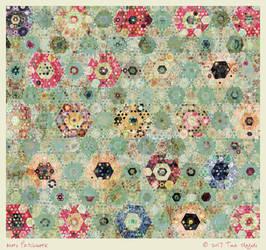 More Patchwork by aartika-fractal-art