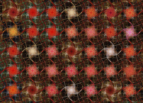 Fractal Christmas Card 2017 by aartika-fractal-art
