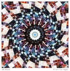 All Around by aartika-fractal-art