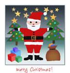 Santa Claus by aartika-fractal-art