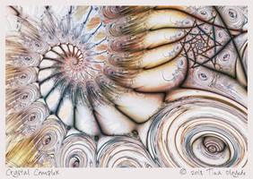 Crystal Complex by aartika-fractal-art