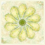 Yellow Flower 01 by aartika-fractal-art