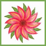 Pink Flower by aartika-fractal-art