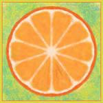 Orange-Mandala by aartika-fractal-art