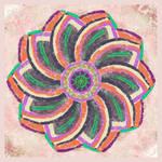 Multi Flower by aartika-fractal-art