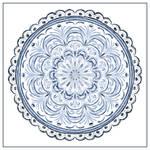 Delph Mandala by aartika-fractal-art