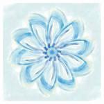 Blue Flower by aartika-fractal-art