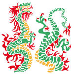 chinese Dragon by Rektozhan