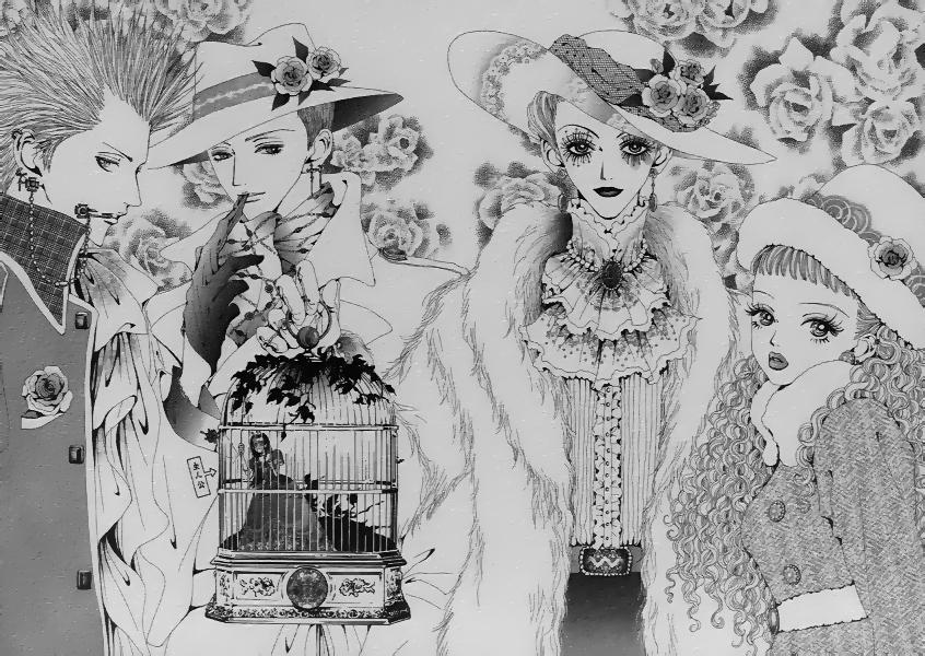 Paradise Kiss Wallpaper Bw By Ciarly On Deviantart