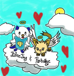RIP Bluejay and Partridge by PKMNTrainerSam