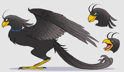 custom monster for DOKIDOKIYT by Coksii