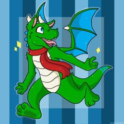 dragon boy by Coksii
