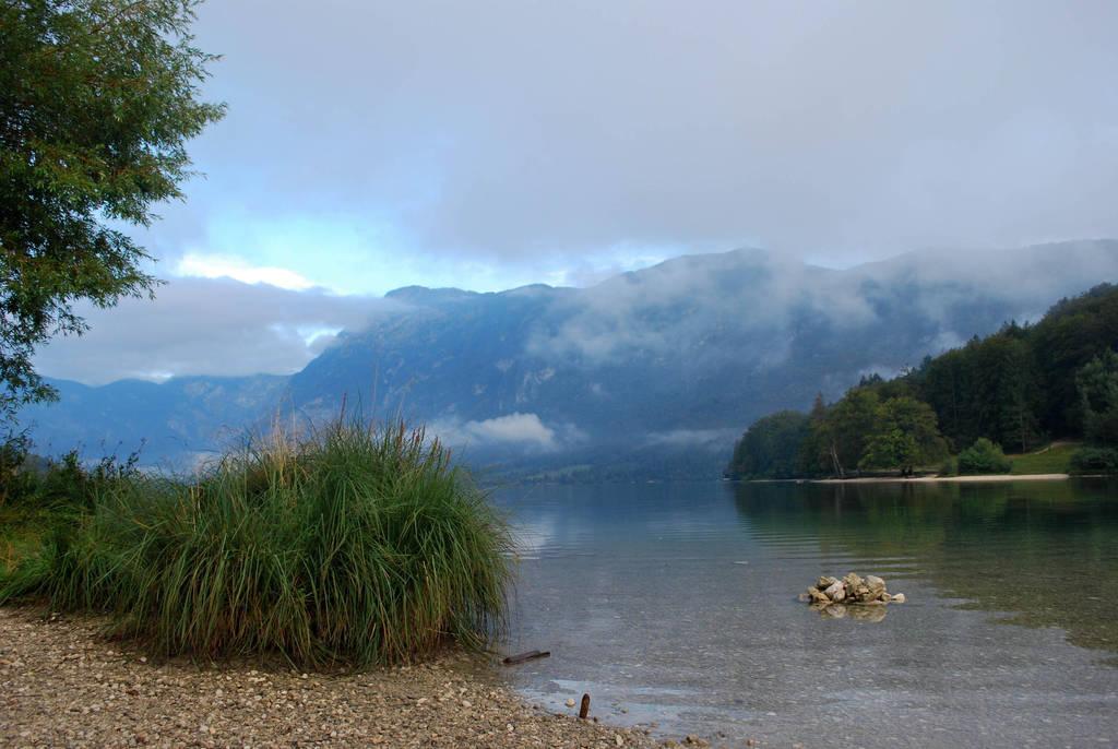Lake of Bohinj - early morning by ReneHaan