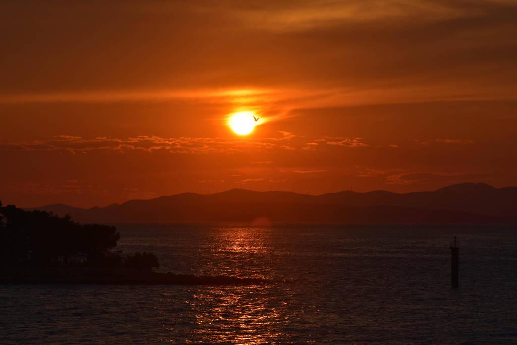 Sunset Supetar by ReneHaan