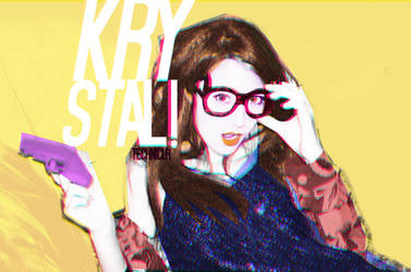 Electric Shock : Krystal by tekhniklr