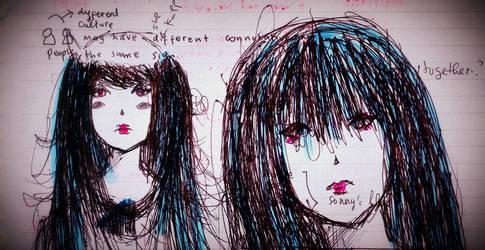 these girls by tekhniklr