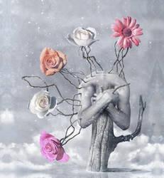 Eternal frosted beauty by obselete-angel