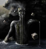 Metallic_tears by obselete-angel