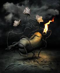 When love is lost by obselete-angel
