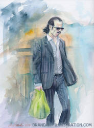 Nick Cave shopping Kopie by embrand78