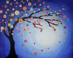 Flower Tree by MissChievous86