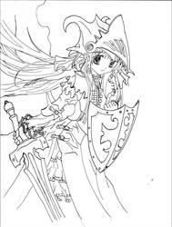Sumi Keiichi 01 b-n by Juracan