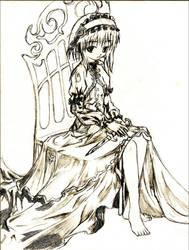 Sumi Keiichi 02 b-n by Juracan