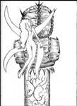 Fairy 07 - Trono by Juracan
