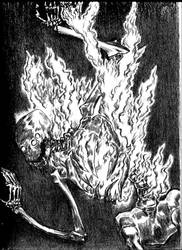 Criatura 026 - Fuego by Juracan